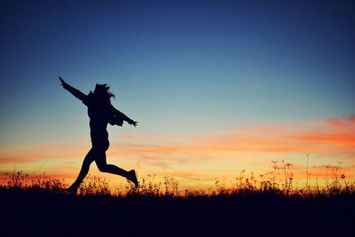 想飛得高的孩子, 請學會奔跑