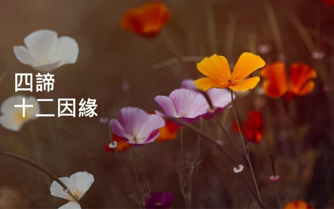 白話佛法網路講座(108) 四諦十二因緣
